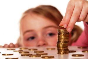 Компенсация части оплаты за детский сад