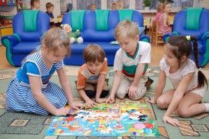 Компенсация за отсутсвие мест в детском саду