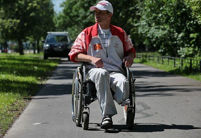 Прохождение МСЭК инвалиду 1 группы