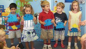 Порядок учета детей в детский сад
