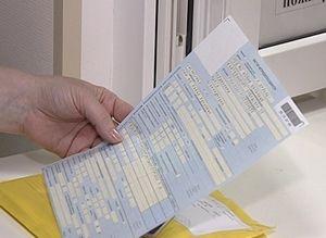 Расчет и оплата больничного листа из средств ФСС и работодателя