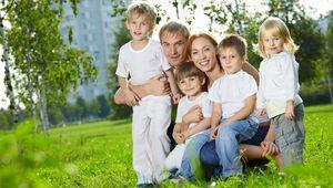 Как получить статус многодетной семьи в 2017 году