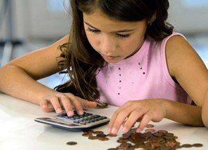 Оформление налогового вычета на ребенка