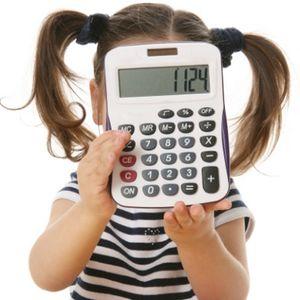 Правила и пример расчета налогового вычета на ребенка