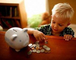 Сумма налогового вычета на ребенка