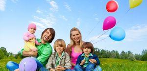 Социальные льготы многодетным семьям