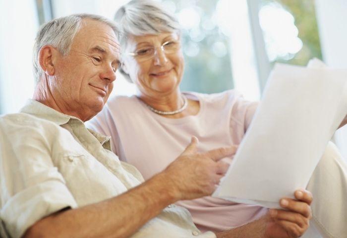 Скидки на налоги пенсионерам