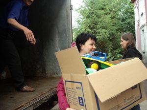 Адресная помощь малоимущим семьям
