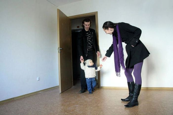 Порядок получения помощи молодыми семьями