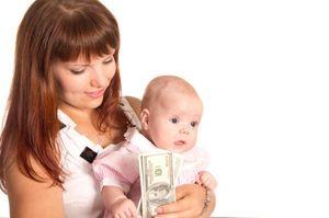 Единовременные выплаты при рождении ребенка в Москве
