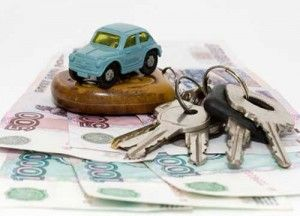 Налоговый вычет при покупке машины в кредит