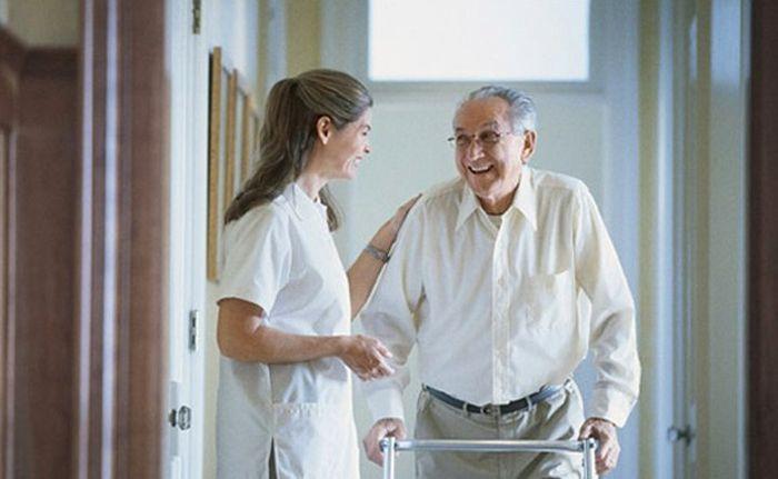 Служба социальной помощи пенсионерам