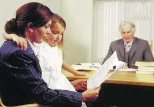 Отстранение от опекунства над ребенком