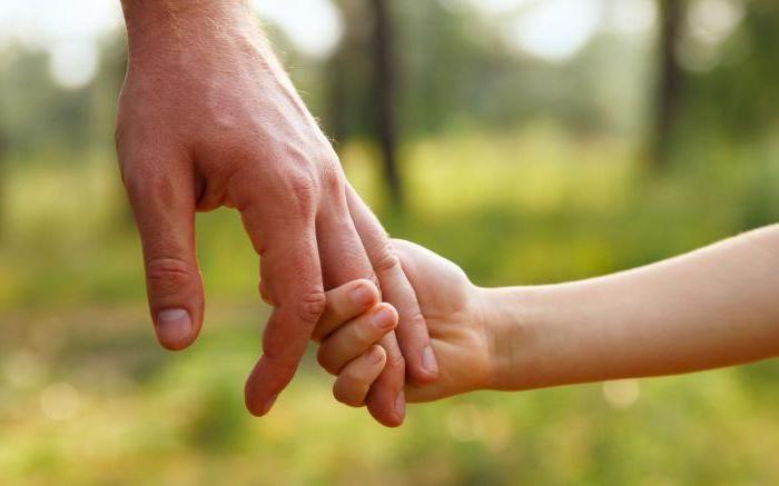 Права опекуна над несовершеннолетними детьми