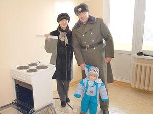 Кому положено служебное жилье для военнослужащих