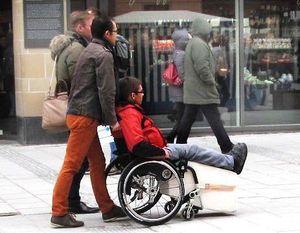 ЕДВ инвалиам 2 группы