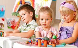Запись в детский сад в Москве
