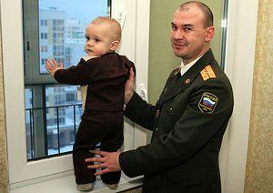 Сколько военные получают денег на жилье