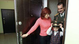 Предоставление жильяе военнослужащим в найм