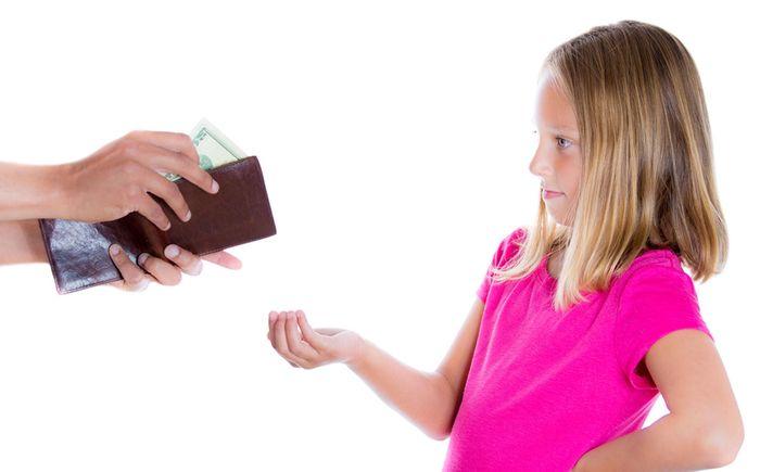 Размер выплаты алиментов на одного ребенка