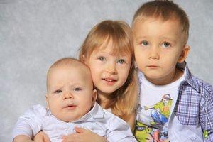 Размер алиментов на 3 детей