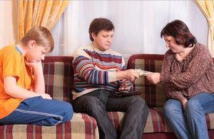 Особенности выплаты алиментов в твердой денежной сумме