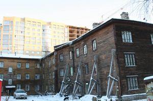 Расселение граждан из ветхого и аварийного жилья