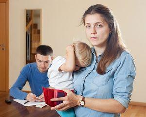 Методы взыскания алиментов на ребенка в браке