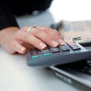 Расчетр размера профессионального налогового вычета