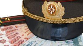 Надбавка для военнослужащих за выслугу лет
