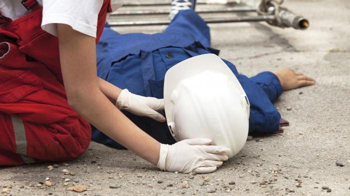 Документы для оплаты производственных травм