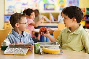 Денежная компенсация бесплатного питания в школе