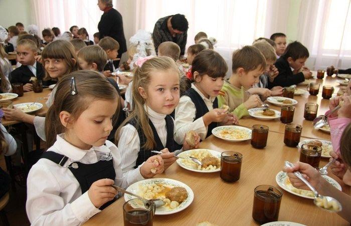 Список категорий школьников, которым положено бесплатное питание