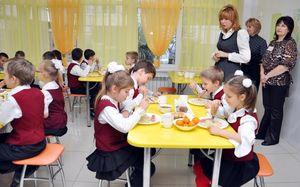 Кому положено бесплатное питание в школе