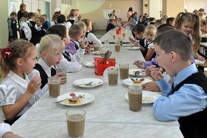 Бесплатное питание в школах