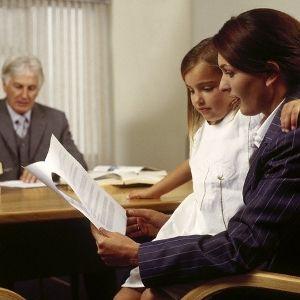 Документы для подачи на алименты на ребенка