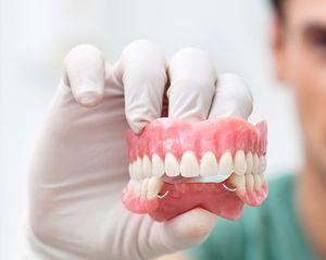 Услуги по программе льготного протезирования зубов ветеранам труда
