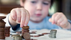 Размер налоговой льготы по НДФЛ на детей (инвалидов, 1, 2 и 3)