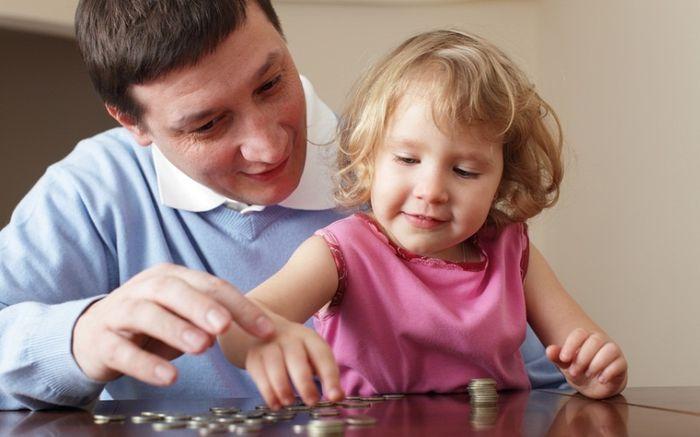 Алименты и прожиточный минимум ребенка