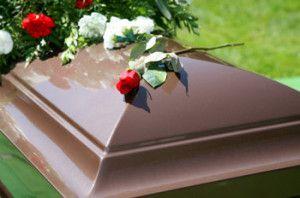 Услуги, оплачиваемые пособием на погребение