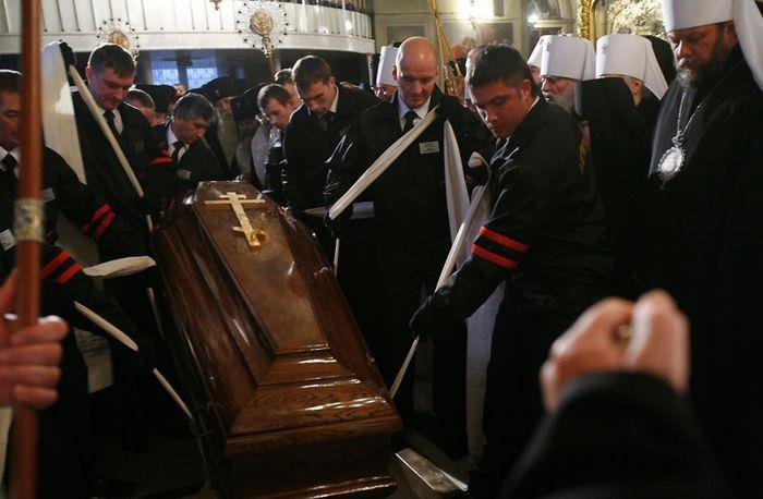 Законы о пособии на погребение