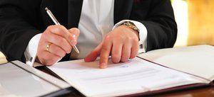 Составление заявления на компенсацию неиспользованного отпуска