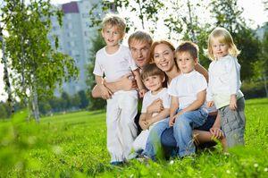 Указ Президента о социальной защите многодетных семей