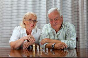 Выплата накопительной части пенсии