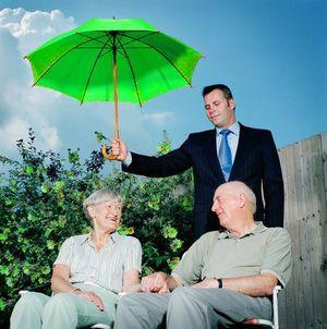 Участники обязательного пенсионного страхования