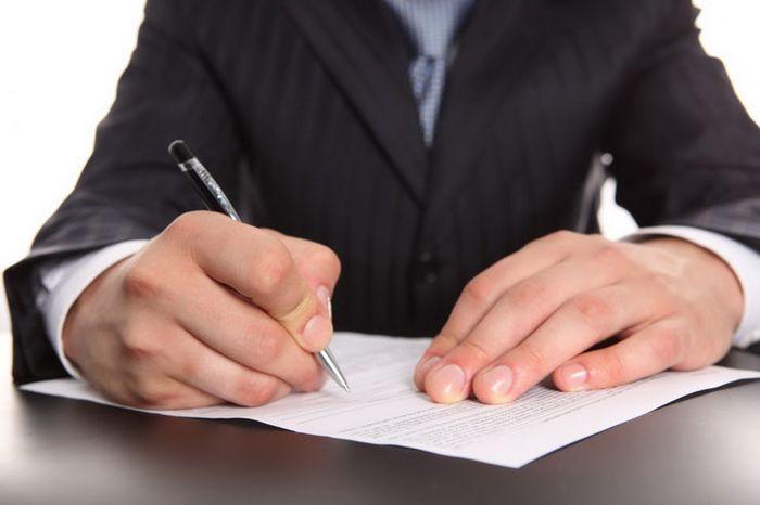 Правила подписания договора согласно закона о потребительском кредите