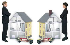 Как делиться ипотечная квартира при разводе в различных ситуациях