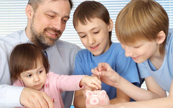 Льготы многодетным отцам в 2017 году: на работе, социальные, налоговые и другие