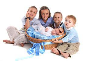 приемная семья меры поддержки
