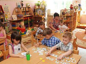 Распределение детей в детский сад в Тольятти